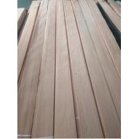 China CHEAP Tiger Flake Red Oak Natural Wood Veneer in 0.5mm thickness on sale