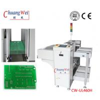 China Automatic Dual Track PCB Unloader in SMT Line PCB Board Handling ESD Magazine Unloader for sale