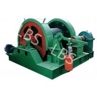 Quality Low Speed Electric Rope Winch For Lifting / Dragging , Electric Marine Winch wholesale