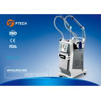 Quality Professional Cryolipolysis Fat Freeze Slimming Machine Safe And Effective wholesale