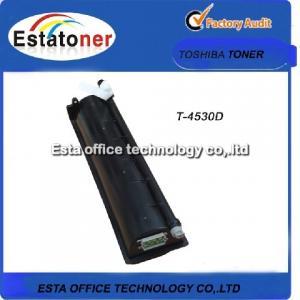 China Toshiba T4530D Genuine Black Copier Toner Compatible For E-studio 455 on sale