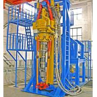 Cheap VY60A Blue Hydraulic Static Pile Driver , pile foundation machine with Fast Pile Driving Pile for sale