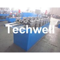 Quality Steel Furring Channel Cold Roll Forming Machine For Steel Roof Ceiling Truss wholesale