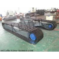 Quality Crawler Tracks Steel Track Undercarriage, Coal Drill Crawler Chassis, Anchor Drill Crawler Undercarriage wholesale