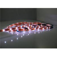 Quality Super Bright 8 Foot Led Strip Lights 3527SMD Light Dispersement 2 Years Warranty wholesale