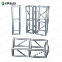 China New Hot Sale Aluminum Lighting Truss Spigot Truss for exhibition High Quality Factory Price Booth Truss on sale