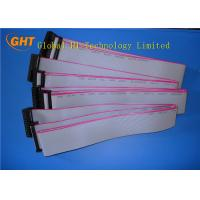 Quality 1.27mm Pitch IDC Connectors Ribbon Cable / 40 Pin Flat Ribbon Cable Wholesale wholesale