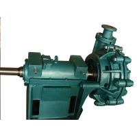 Quality Electric Fuel Ash Slurry Pump , Mining Slurry Pump Singe Stage Motor Power wholesale