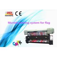 Quality 1440 DPI Mutoh Large Format Printer With Directly Fabric Printing System wholesale