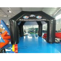 Quality Black Inflatable Airtight Tent wholesale