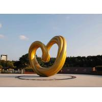 Quality Halo Of Honour Outdoor Bronze Sculpture For Garden Public Decoration wholesale