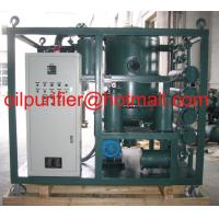 Quality New Arrival  Transformer Oil Processing Machinery, Oil Filtration Equipment for Super High Voltage transformers wholesale
