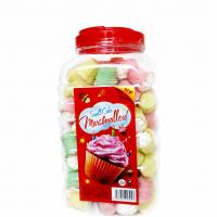 Quality Mini Cake In Jar Nice Taste Marshmallow Sweets , Funny Shape And Colorful wholesale