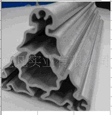 Customized Aluminum Extrusion