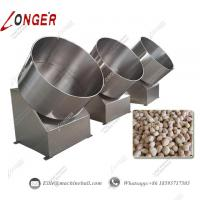 China Sugar Coated Peanut Making Machine|Peanut Sugar Coating Machine|Peanut Coating Machine on sale