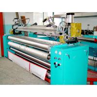Quality Fully Automatic UV Coating Machine Frequency Control For Cover Cloth wholesale