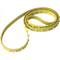 Quality T10 pu endless timing belt with cleat wholesale
