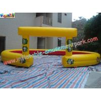 Quality Car Race Track With High-Quality PVC Tarpaulin Inflatable Sports Games Race Track wholesale