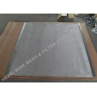 China 4 X 5 Shaker Screens Manufacturers , Single / Dual Tandem Shaker Vibrating Screen on sale