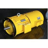 Quality Low Voltage Asynchronous Two Speed Electric Motor Low Rpm , Variable Frequency wholesale