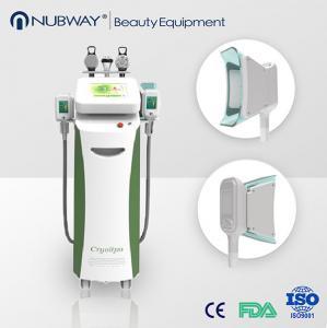 China 2014 Cryolipolysis Cool Tech Fat Freezing Machine/Fat Cavitation Weight Loss Machine/RF--P on sale