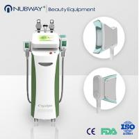 Quality 5 handpieces cryolipolysis vacuum fat cell freezing body slimming machine wholesale