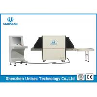 Quality High Steel Penetration Security Baggage Scanner , X Ray Inspection Machine For Public wholesale