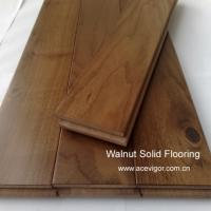 Quality American Walnut Solid Flooring wholesale