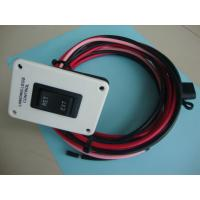 Quality White AC Electric Power Switch Button With Extension Lead For Industrial / Commercial wholesale