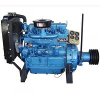 China 1410 * 700 * 1100 460 Kg Machine Diesel Engine 19:1 Pressure Ratio Turbo Charged on sale