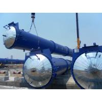 Quality Industrial Insulated AAC Pressure Vessel Autoclave,Automatic Door Operator wholesale