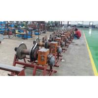 Quality Electric Drill Rig Parts Diesel Driven Core Drilling Wireline Winch wholesale