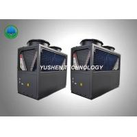Quality 62 DBA Air Source Central Air Conditioner Heat Pump , Heating And Cooling Units wholesale