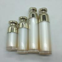 Buy cheap Customized Plastic Airless Bottle 15ml 30ml 50ml 100ml For Skincare Makeup from wholesalers