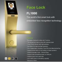 Quality KO-FACELOCK1000 face lock with 3 lnch Capacitive Touch Screen and zinc alloy wholesale