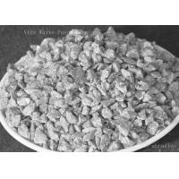 Quality 1-3 mm Vice white fused alumina high alumina refractory products Metallurgical Materials wholesale
