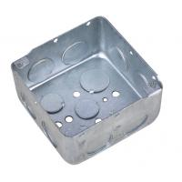 Quality Water Resistance Metal Conduit Box For Surface Mounted Wiring Custom Size wholesale