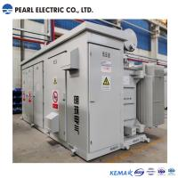 Quality 3600 kva high voltage and low voltage box type substation wholesale
