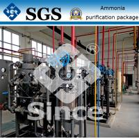 Quality Ammonia Decomposition Generator Gas Purifier System High Performance wholesale