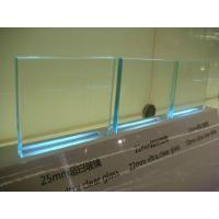 Quality High grade 3-19mm Ultra clear low iron glass panel with multifunction wholesale