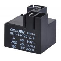 Quality RoHS Approval General Purpose 40A 12 Volt Relay for Welder Machines / UPS Power wholesale