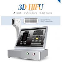"""Quality Ultrasound 3D Hifu Machine 15 """" Screen One Shot 11 Lines With Aluminum Material wholesale"""