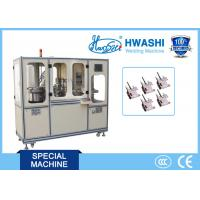 China Mechanical Rotatory Welding Machine for Relay / Automatic Assembly Machine on sale