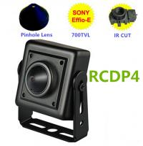 Quality Analog 800TVL Hidden Car Reversing Camera  Low Lux Mini Pinhole ATM Spy Camera wholesale
