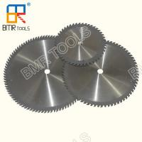 China BMR TOOLS High accuracy silence TCT Circular Saw Blade For Wood Cutting  4-12 on sale
