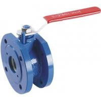 Quality Wafer Type Cast Iron Ball Valve DN50 1.6Mpa DIN Standard Anti - Static wholesale