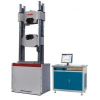 Quality High Pressure Hydraulic Tensile Testing Machine With 2000 KN Capacity wholesale