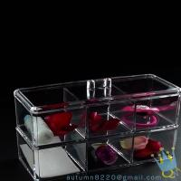 Quality cosmetic organizer case wholesale
