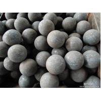 Good Wearing Resistance 100mm forged steel grinding balls for ball mill