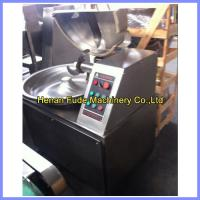 Quality meat bowl cutter, meat cutting machine, sausage meat chopper wholesale